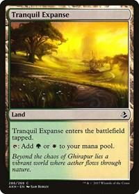 Tranquil Expanse, Magic: The Gathering, Amonkhet
