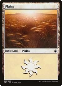 Plains (285), Magic: The Gathering, Commander Anthology