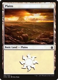 Plains (291), Magic: The Gathering, Commander Anthology