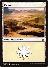 Plains (292), Magic: The Gathering, Commander Anthology