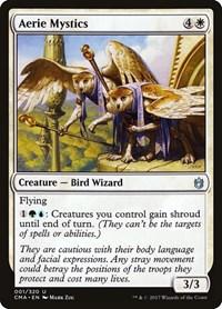 Aerie Mystics, Magic: The Gathering, Commander Anthology
