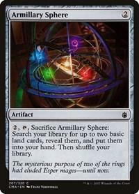 Armillary Sphere, Magic: The Gathering, Commander Anthology