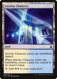 Azorius Chancery, Magic, Commander Anthology