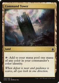 Command Tower, Magic: The Gathering, Commander Anthology