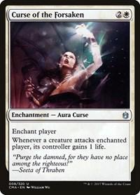 Curse of the Forsaken, Magic: The Gathering, Commander Anthology