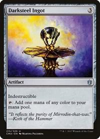 Darksteel Ingot, Magic: The Gathering, Commander Anthology