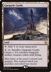 Gargoyle Castle, Magic, Commander Anthology