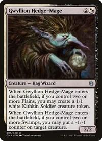 Gwyllion Hedge-Mage, Magic: The Gathering, Commander Anthology