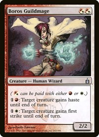Boros Guildmage, Magic: The Gathering, Ravnica: City of Guilds