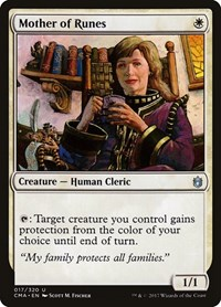 Mother of Runes, Magic, Commander Anthology
