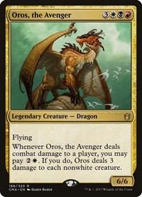 Oros, the Avenger, Magic: The Gathering, Commander Anthology