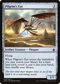 Pilgrim's Eye, Magic: The Gathering, Commander Anthology