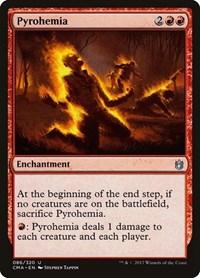 Pyrohemia, Magic, Commander Anthology