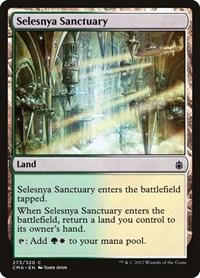 Selesnya Sanctuary, Magic: The Gathering, Commander Anthology