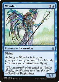 Wonder, Magic: The Gathering, Commander Anthology