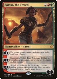 Samut, the Tested, Magic: The Gathering, Hour of Devastation