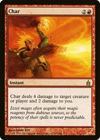 Char, Magic: The Gathering, Ravnica: City of Guilds