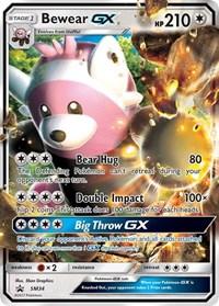 Bewear GX - SM34, Pokemon, SM Promos