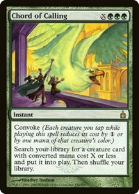 Chord of Calling (Foil)