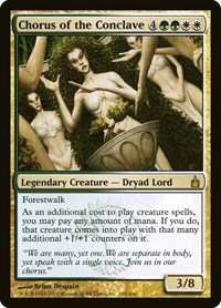 Chorus of the Conclave, Magic: The Gathering, Ravnica: City of Guilds
