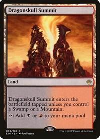 Dragonskull Summit, Magic, Archenemy: Nicol Bolas