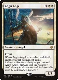 Aegis Angel, Magic: The Gathering, Archenemy: Nicol Bolas