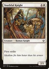 Youthful Knight, Magic: The Gathering, Archenemy: Nicol Bolas
