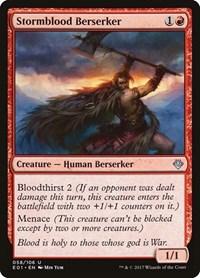 Stormblood Berserker, Magic: The Gathering, Archenemy: Nicol Bolas