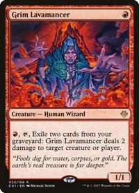 Grim Lavamancer, Magic: The Gathering, Archenemy: Nicol Bolas