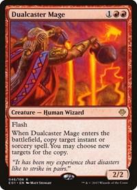 Dualcaster Mage, Magic: The Gathering, Archenemy: Nicol Bolas