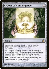 Crown of Convergence, Magic: The Gathering, Ravnica: City of Guilds