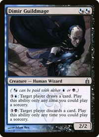 Dimir Guildmage, Magic: The Gathering, Ravnica: City of Guilds