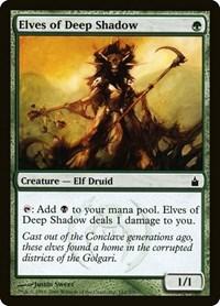 Elves of Deep Shadow (Foil)