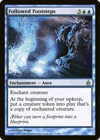 Followed Footsteps, Magic: The Gathering, Ravnica: City of Guilds