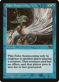 False Summoning, Magic, Portal Second Age