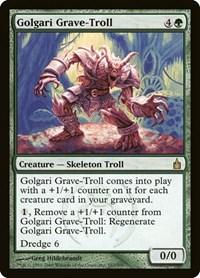 Golgari Grave-Troll (Foil)