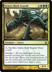 Grave-Shell Scarab, Magic, Ravnica: City of Guilds