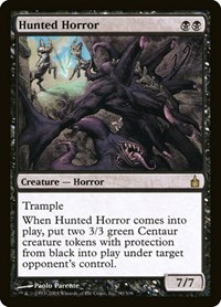 Hunted Horror, Magic, Ravnica: City of Guilds