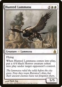 Hunted Lammasu, Magic, Ravnica: City of Guilds