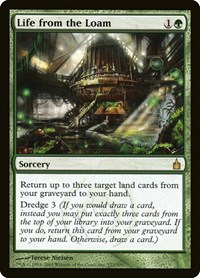 Life from the Loam, Magic: The Gathering, Ravnica: City of Guilds