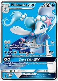 Primarina GX - SM39, Pokemon, SM Promos