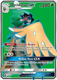 Decidueye GX - SM37, Pokemon, SM Promos