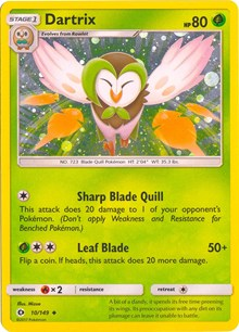 Dartrix (Cosmos Holo), Pokemon, Miscellaneous Cards & Products