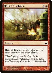 Rain of Embers, Magic, Ravnica: City of Guilds