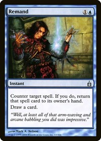Remand, Magic: The Gathering, Ravnica: City of Guilds