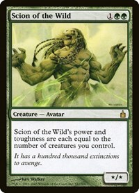 Scion of the Wild, Magic, Ravnica: City of Guilds