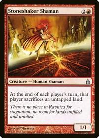 Stoneshaker Shaman, Magic: The Gathering, Ravnica: City of Guilds