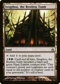 Svogthos, the Restless Tomb, Magic, Ravnica: City of Guilds