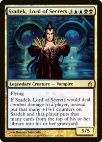 Szadek, Lord of Secrets, Magic, Ravnica: City of Guilds
