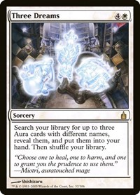Three Dreams (Foil)
